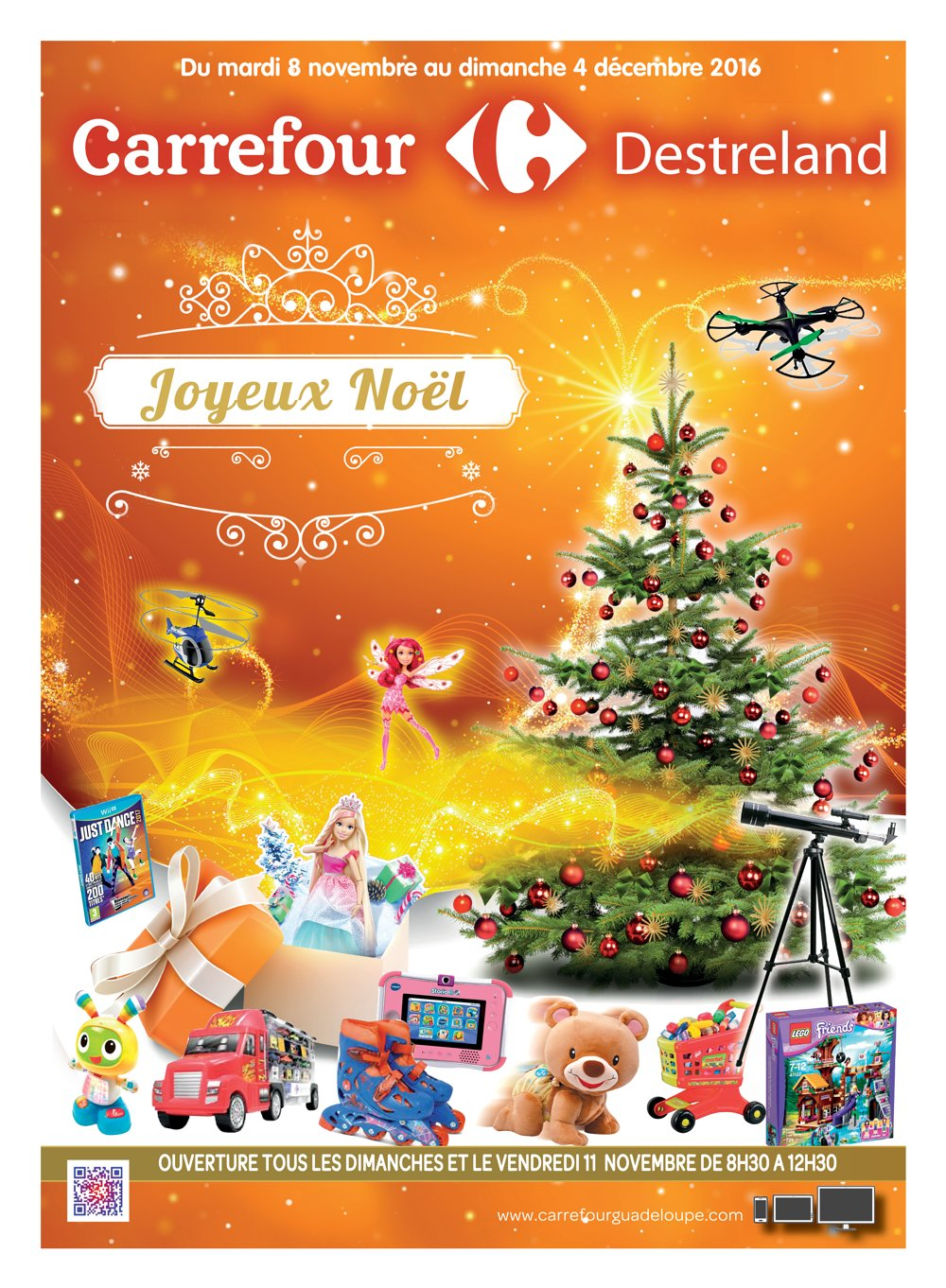 Catalogue Carrefour Guadeloupe Noël 2016 Catalogue De Jouets