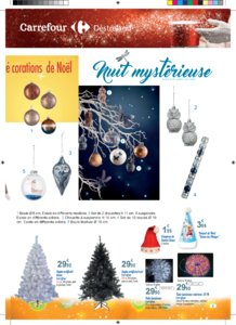 Catalogue Carrefour Guadeloupe Noël 2016 page 3