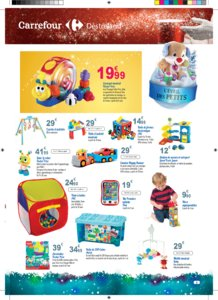 Catalogue Carrefour Guadeloupe Noël 2016 page 5