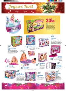 Catalogue Carrefour Guadeloupe Noël 2016 page 10