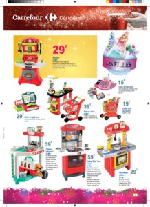 Catalogue Carrefour Guadeloupe Noël 2016 page 11