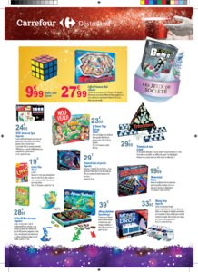 Catalogue Carrefour Guadeloupe Noël 2016 page 19