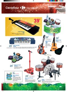 Catalogue Carrefour Guadeloupe Noël 2016 page 21