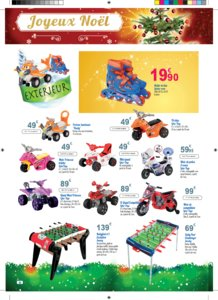 Catalogue Carrefour Guadeloupe Noël 2016 page 22