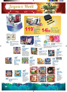 Catalogue Carrefour Guadeloupe Noël 2016 page 24