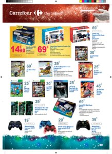 Catalogue Carrefour Guadeloupe Noël 2016 page 27