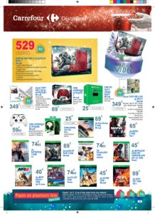 Catalogue Carrefour Guadeloupe Noël 2016 page 29