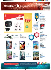 Catalogue Carrefour Guadeloupe Noël 2016 page 31