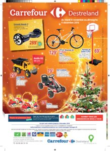 Catalogue Carrefour Guadeloupe Noël 2016 page 32