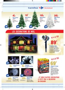 Catalogue Carrefour Guadeloupe Noël 2017 page 3