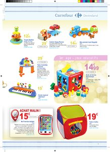 Catalogue Carrefour Guadeloupe Noël 2017 page 5