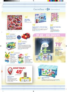 Catalogue Carrefour Guadeloupe Noël 2017 page 7