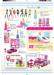 Catalogue Carrefour Guadeloupe Noël 2017 page 9