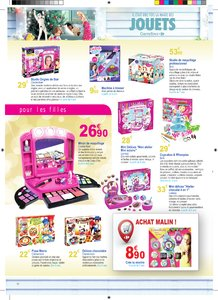Catalogue Carrefour Guadeloupe Noël 2017 page 10