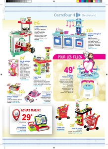 Catalogue Carrefour Guadeloupe Noël 2017 page 11
