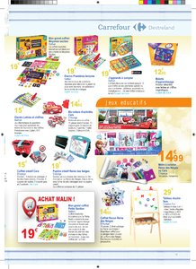Catalogue Carrefour Guadeloupe Noël 2017 page 17