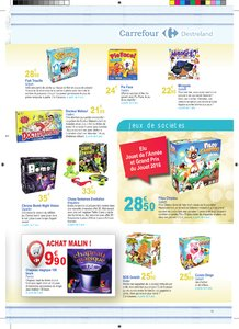 Catalogue Carrefour Guadeloupe Noël 2017 page 19