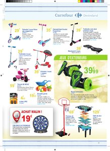Catalogue Carrefour Guadeloupe Noël 2017 page 23