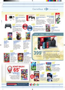 Catalogue Carrefour Guadeloupe Noël 2017 page 25