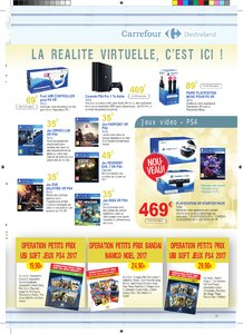Catalogue Carrefour Guadeloupe Noël 2017 page 27