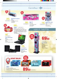 Catalogue Carrefour Guadeloupe Noël 2017 page 31