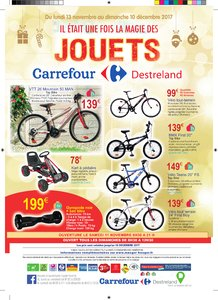 Catalogue Carrefour Guadeloupe Noël 2017 page 32