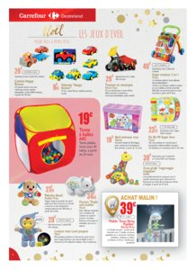 Catalogue Carrefour Guadeloupe Noël 2018 page 4