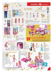 Catalogue Carrefour Guadeloupe Noël 2018 page 7