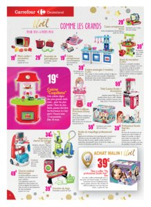 Catalogue Carrefour Guadeloupe Noël 2018 page 8