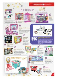 Catalogue Carrefour Guadeloupe Noël 2018 page 9