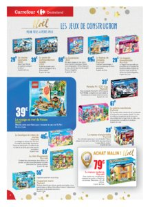 Catalogue Carrefour Guadeloupe Noël 2018 page 10