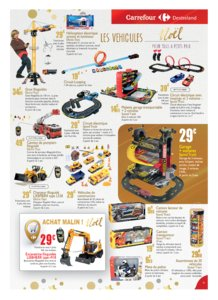 Catalogue Carrefour Guadeloupe Noël 2018 page 11