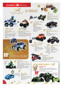 Catalogue Carrefour Guadeloupe Noël 2018 page 12