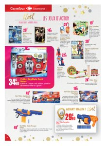 Catalogue Carrefour Guadeloupe Noël 2018 page 14