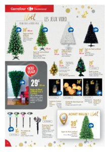 Catalogue Carrefour Guadeloupe Noël 2018 page 22