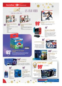 Catalogue Carrefour Guadeloupe Noël 2018 page 26
