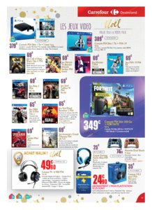 Catalogue Carrefour Guadeloupe Noël 2018 page 27
