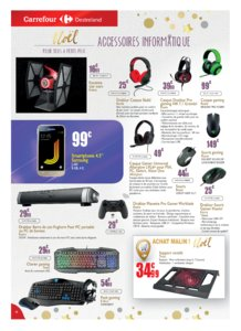 Catalogue Carrefour Guadeloupe Noël 2018 page 30