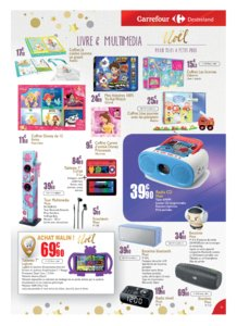 Catalogue Carrefour Guadeloupe Noël 2018 page 31