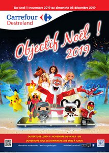 Catalogue Carrefour Guadeloupe Noël 2019 page 1