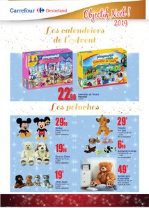 Catalogue Carrefour Guadeloupe Noël 2019 page 2