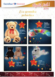 Catalogue Carrefour Guadeloupe Noël 2019 page 3