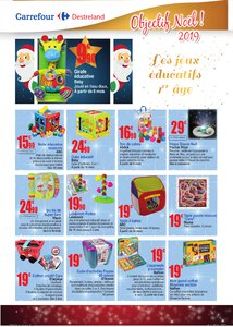 Catalogue Carrefour Guadeloupe Noël 2019 page 4