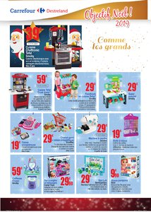 Catalogue Carrefour Guadeloupe Noël 2019 page 8