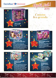 Catalogue Carrefour Guadeloupe Noël 2019 page 9