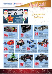 Catalogue Carrefour Guadeloupe Noël 2019 page 12