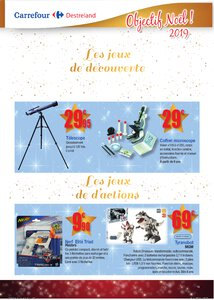 Catalogue Carrefour Guadeloupe Noël 2019 page 15