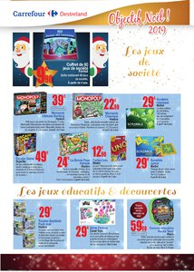 Catalogue Carrefour Guadeloupe Noël 2019 page 16