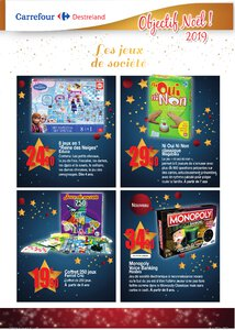 Catalogue Carrefour Guadeloupe Noël 2019 page 17