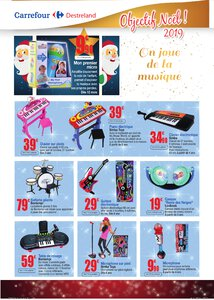 Catalogue Carrefour Guadeloupe Noël 2019 page 18